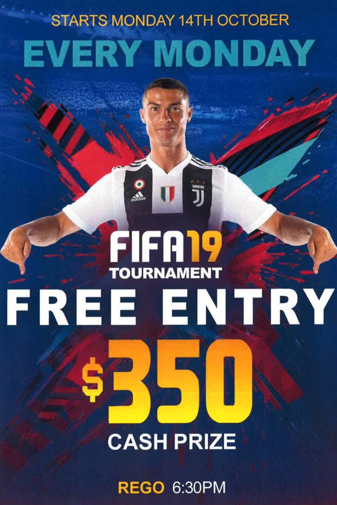 fifa 2019 flyer